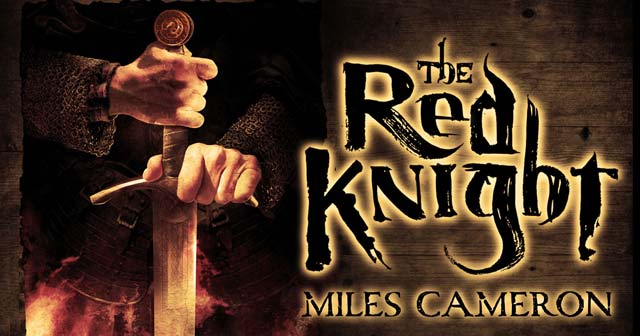 Miles Cameron presenta The Red Knight