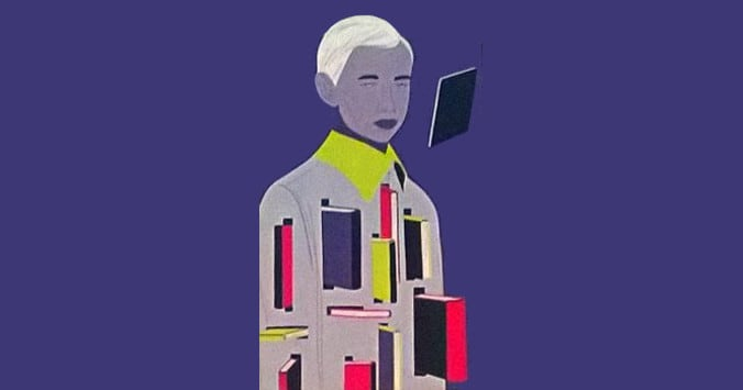 L'avventura di leggere su Kindle