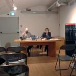 Andrea e Debora a mezz'ora dalla presentazione