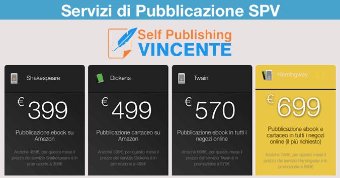 Self Publishing Vincente