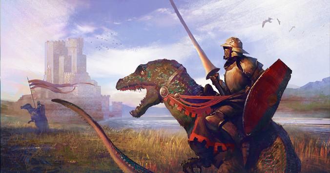 The Dinosaur Lords - Victor Milàn