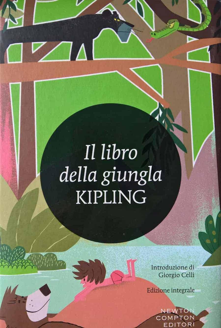 Il libro della giungla cartone animato completo in italiano disney