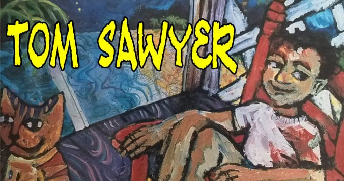 Le avventure di Tom Sawyer - Mark Twain